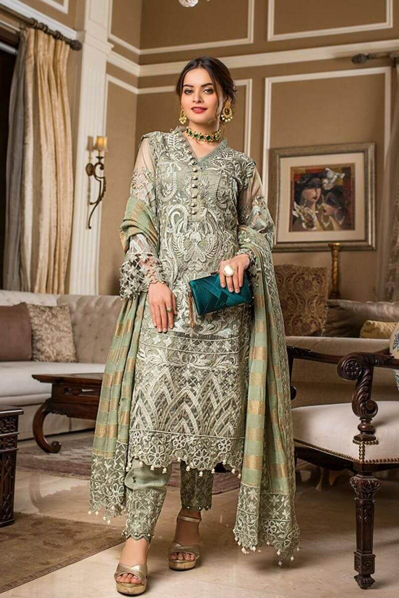 AZ Formals Wedding Edition 2021 by Al Zohaib Pakistani Suits AZF-05