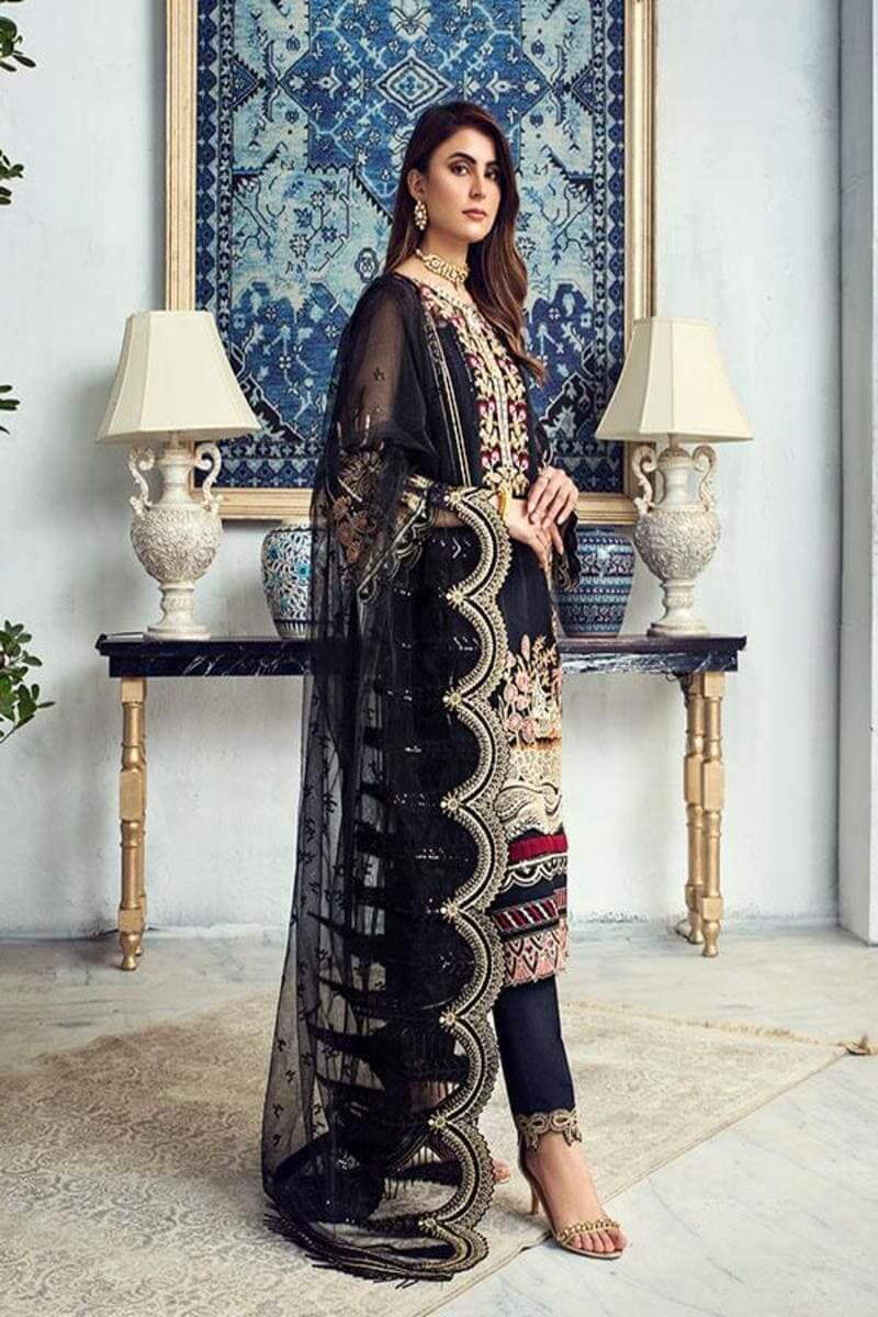 Chimere Luxury Chiffon Collection by Serene Premium S-1021