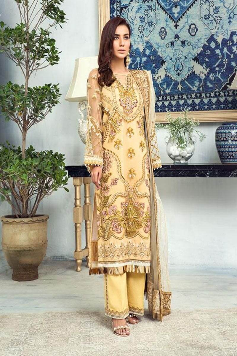 Chimere Luxury Chiffon Collection by Serene Premium S-1023