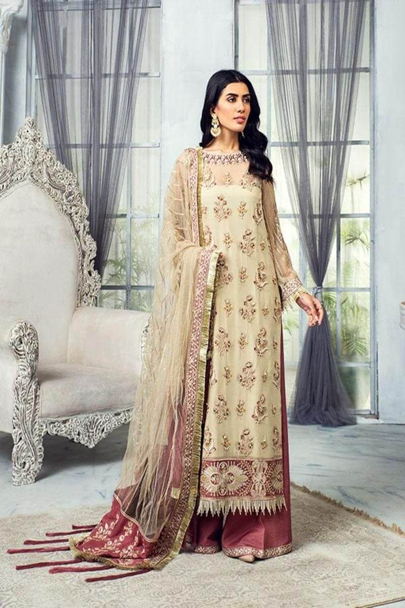 Chimere Luxury Chiffon Collection by Serene Premium S-1030