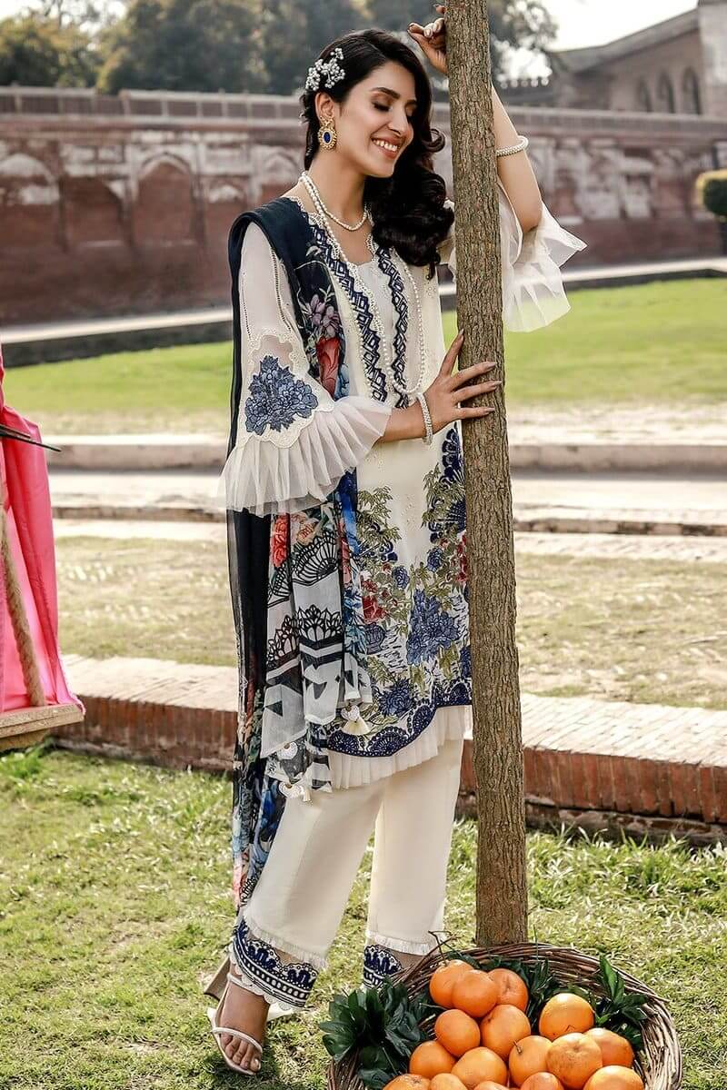 Elaf Festive Collection 2021 Salwar Kameez EPL-8