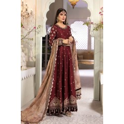 Mbroidered Eid 2021 By MariaB Pakistani Suits BD-2204