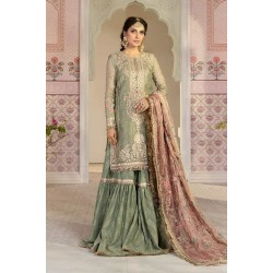 Mbroidered Eid 2021 By MariaB Pakistani Suits BD-2205