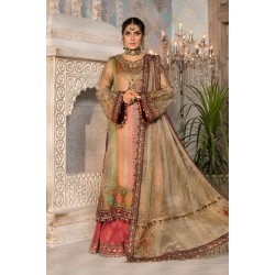 Mbroidered Eid 2021 By MariaB Pakistani Suits BD-2207