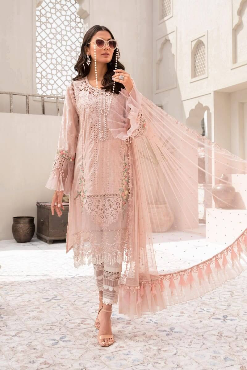 Maria.B Eid Collection 2021 Pakistani Suits EL-21-06