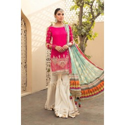 Maria.B Eid Collection 2021 Pakistani Suits EL-21-10