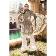 Mariab Lawn Summer Collection 2021 Designer Suits D-2101-B
