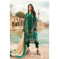 Mariab Lawn Summer Collection 2021 Designer Suits D-2102-B
