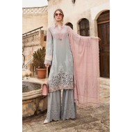 Mariab Lawn Summer Collection 2021 Designer Suits D-2103-B