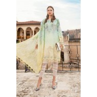 Mariab Lawn Summer Collection 2021 Designer Suits D-2106-A