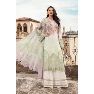 Mariab Lawn Summer Collection 2021 Designer Suits D-2106-B