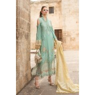 Mariab Lawn Summer Collection 2021 Designer Suits D-2109-A