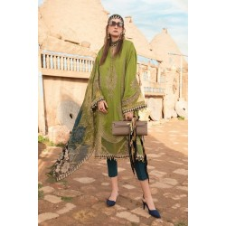 Mariab Lawn Summer Collection 2021 Designer Suits D-2114-B