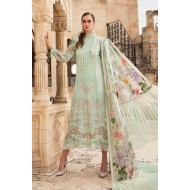 Mariab Lawn Summer Collection 2021 Designer Suits D-2115-A
