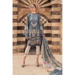Mariab Lawn Summer Collection 2021 Designer Suits D-2115-B
