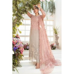 Mbroidered Eid 2021 By Mariab Pakistani Suits BD-2101