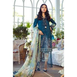 Mariab MPrints Summer Collection 2021 MPT-1003B