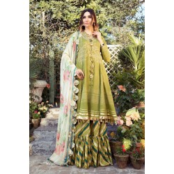 Mariab MPrints Summer Collection 2021 MPT-1004B