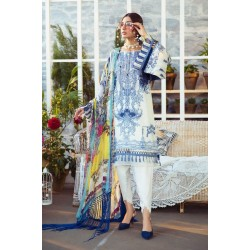Mariab MPrints Summer Collection 2021 MPT-1007B