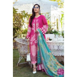 Mariab MPrints Summer Collection 2021 MPT-1009B