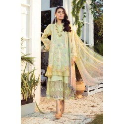 Mariab MPrints Summer Collection 2021 MPT-1012B