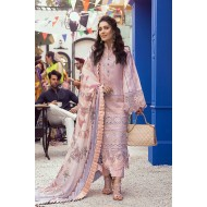 Mushq Summer Lawn 2021 Pakistani Suits MLL-01 CHINTZ ROSE