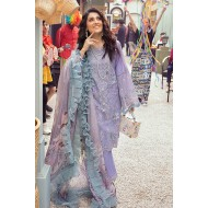 Mushq Summer Lawn 2021 Pakistani Suits MLL-02 HEATHER