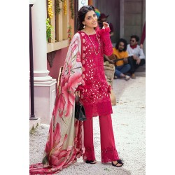 Mushq Summer Lawn 2021 Pakistani Suits MLL-04 RUBY WOO