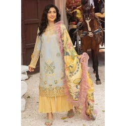 Mushq Summer Lawn 2021 Pakistani Suits MLL-06 LIMELIGHT