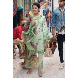 Mushq Summer Lawn 2021 Pakistani Suits MLL-09 AMBROSIA