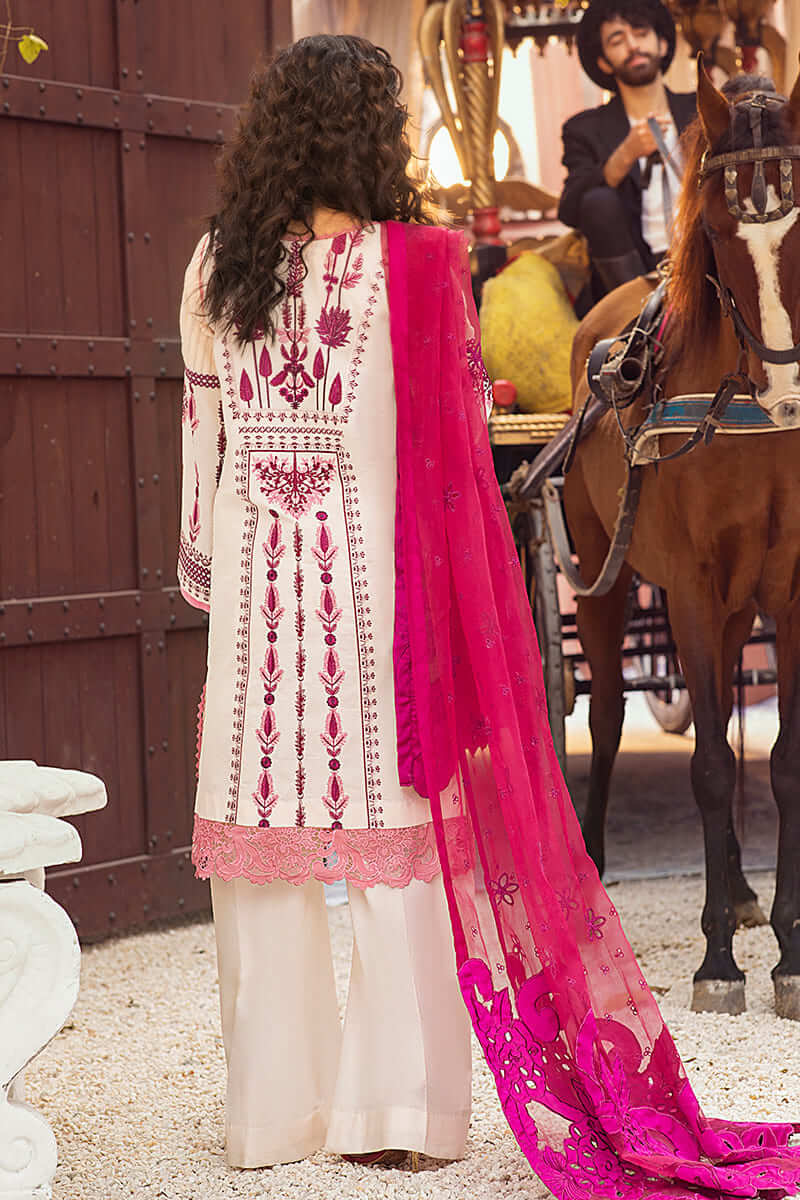 Mushq Summer Lawn 2021 Pakistani Suits MLL-11 NOUVEAU