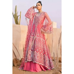 Trousseau De Luxe Wedding 2021 by Mushq Pakistani Suits ML21-2