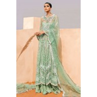 Trousseau De Luxe Wedding 2021 by Mushq Pakistani Suits ML21-4