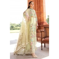 Imrozia Regence Collection 2021 Pakistani Suits I-121