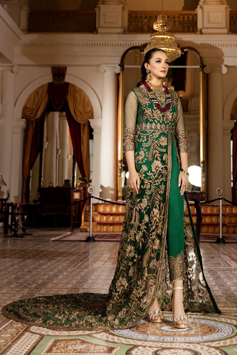 Imrozia Regence Collection 2021 Pakistani Suits I-124