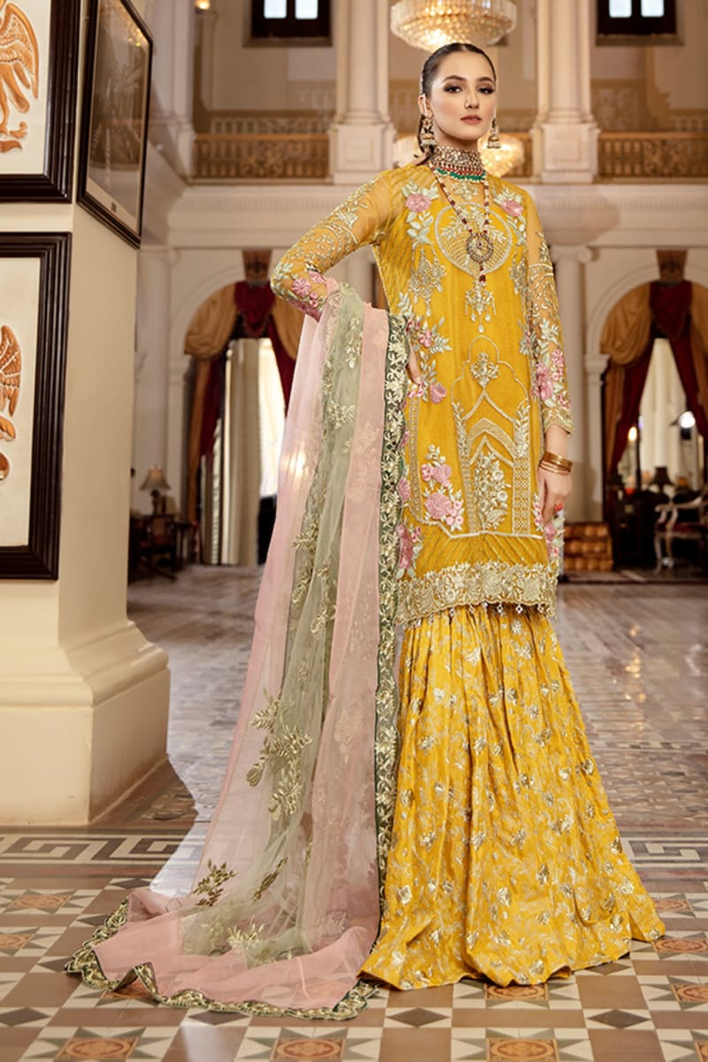 Imrozia Regence Collection 2021 Pakistani Suits I-125