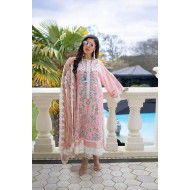 Luxury Lawn 2021 by Sobia Nazir Pakistani Suits Design 10A