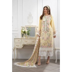 Luxury Lawn 2021 by Sobia Nazir Pakistani Suits Design 10B