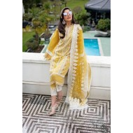 Luxury Lawn 2021 by Sobia Nazir Pakistani Suits Design 11B