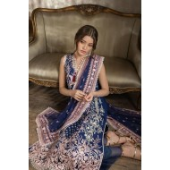 Luxury Lawn 2021 by Sobia Nazir Pakistani Suits Design 12B