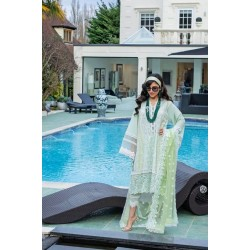 Luxury Lawn 2021 by Sobia Nazir Pakistani Suits Design 2A