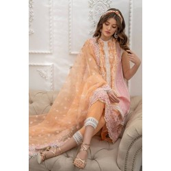 Luxury Lawn 2021 by Sobia Nazir Pakistani Suits Design 2B