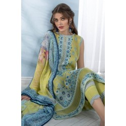 Luxury Lawn 2021 by Sobia Nazir Pakistani Suits Design 5A