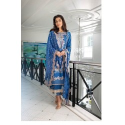 Luxury Lawn 2021 by Sobia Nazir Pakistani Suits Design 6A