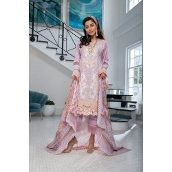 Luxury Lawn 2021 by Sobia Nazir Pakistani Suits Design 7B