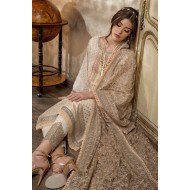 Luxury Lawn 2021 by Sobia Nazir Pakistani Suits Design 8A