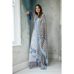 Sobia Nazir Vital Lawn 2021 Pakistani Suits Design 6B