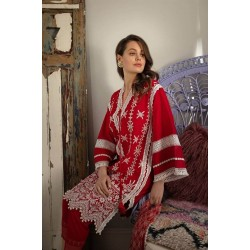 Sobia Nazir Vital Lawn 2021 Pakistani Suits Design 8B