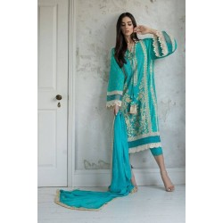 Sobia Nazir Vital Lawn 2021 Pakistani Suits Design 9A