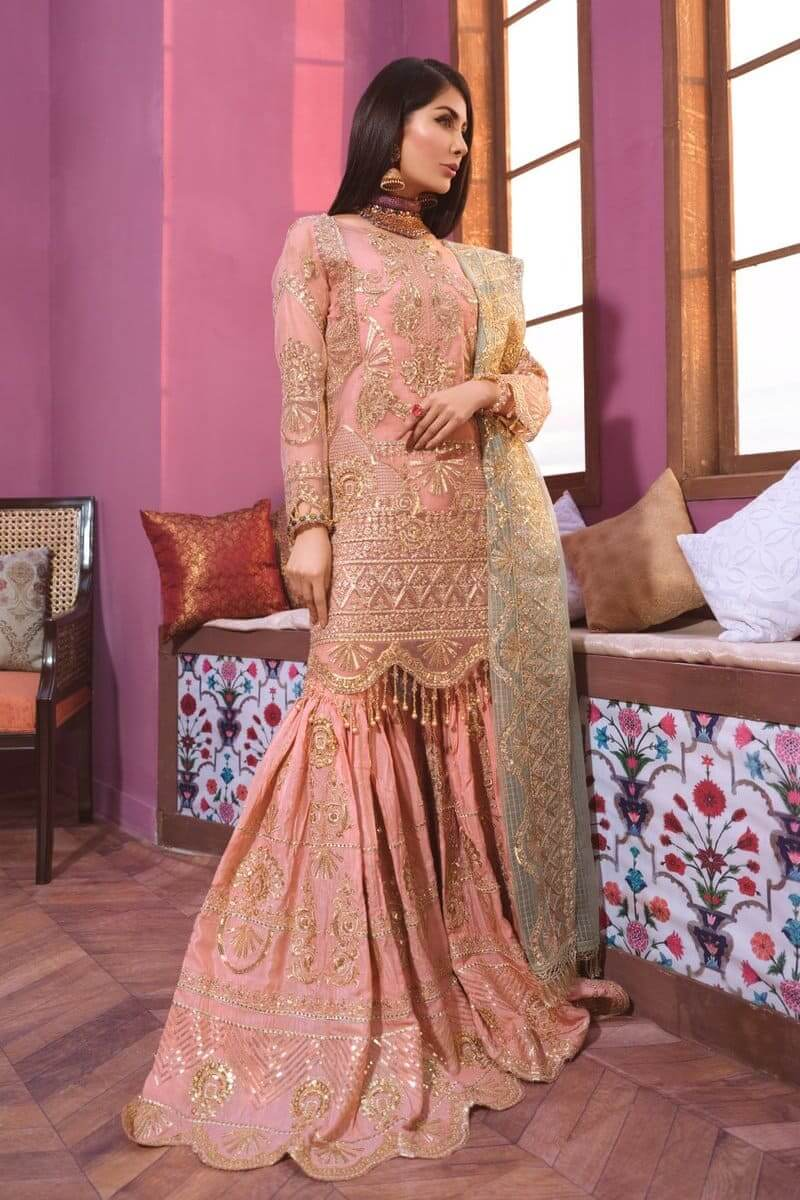 Freesia Chiffon Collection 2020 by Maryum N Maria Oramil Lit FF-08